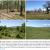 Ilustrační fotografie zkoumaných habitatů